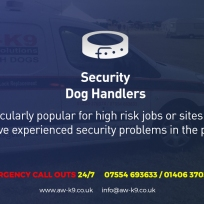 security_dog_handler